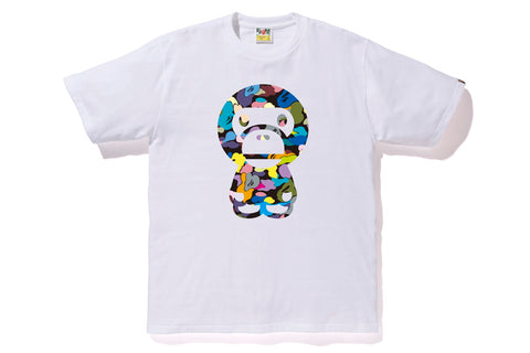 MULTI CAMO BIG BABYILO TEE