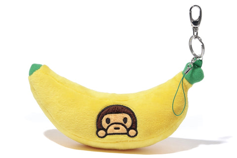 KEY CHAIN PLUSH BANANA