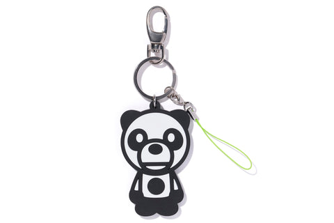 KEY CHAIN 2D PD RUBBER