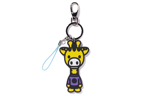 KEY CHAIN 2D ALII RUBBER