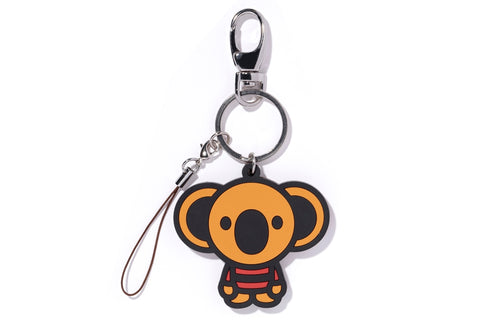 KEY CHAIN 2D CORE RUBBER