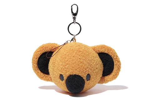 KEY CHAIN FACE PLUSH CORE