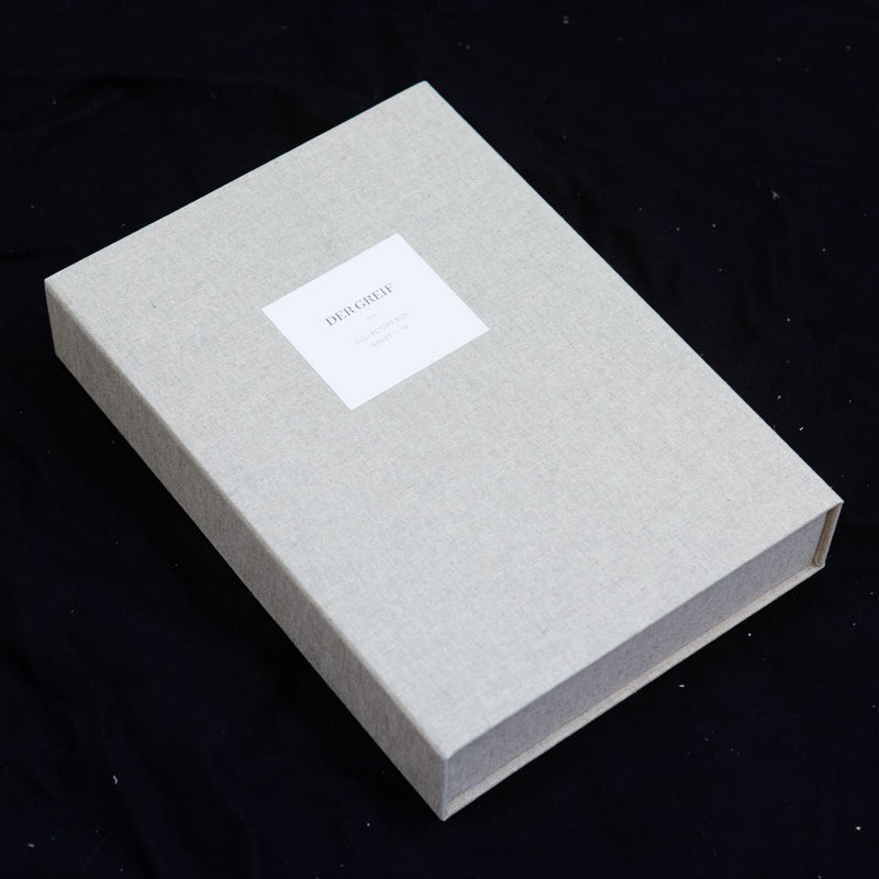 Der Greif Collectors Box: Issue 1 – 10