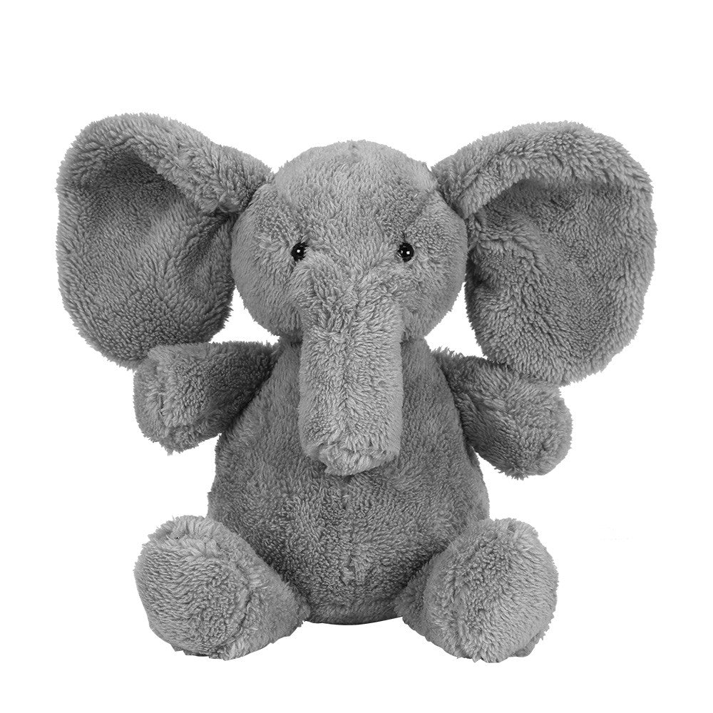 Cute Baby Toys : Cute soft baby elephant plush toy gearzapper