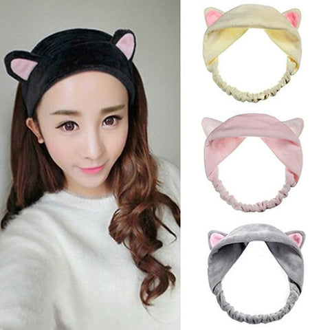 Hot - Cat Ears Hairband