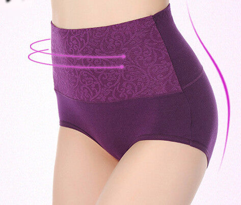 NEW - Seamless Highwaist Abdomen Sexy Panties