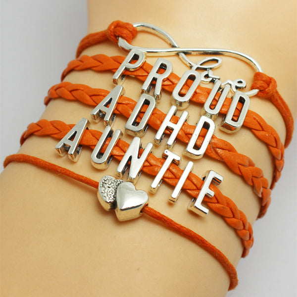 NEW - ADHD Awareness Bracelet Giveaway