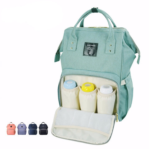 Mummy Nappy Bag Backpack