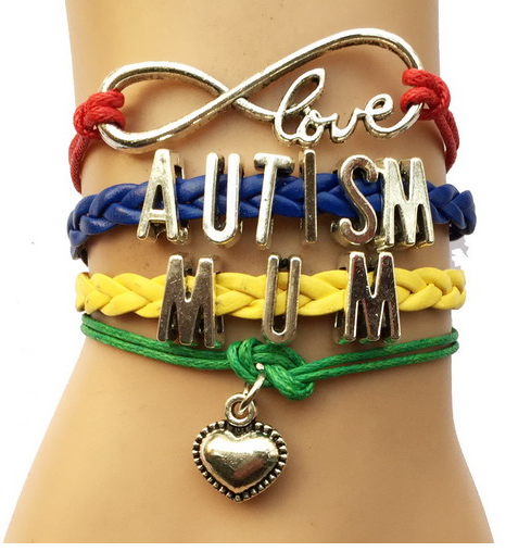 Autism Awareness Infinity Bracelet Giveaway