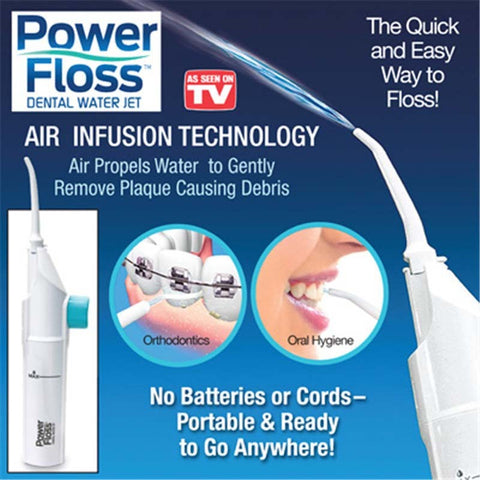 HOT - Power Floss Dental Water Jet