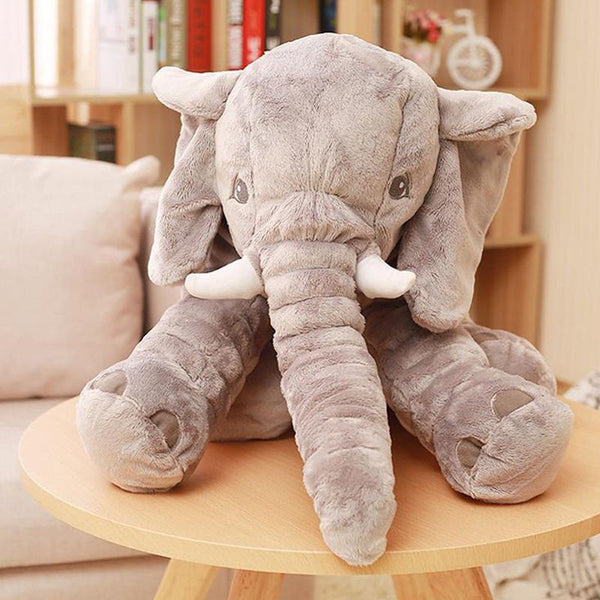 Cute Long Nose Elephant Plush - Large