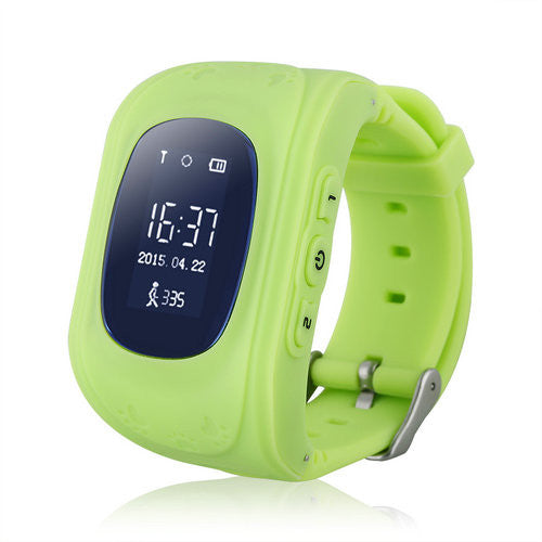NEW - Children's Security Smartwatch w. GPS-SOS etc. IOS & Android APP