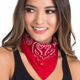 Brand New Women hair accessories  Fashion Bandana Scarf Square Head Female Bandanas Headwear Headbands Women 58*58cm - Kristen Kim