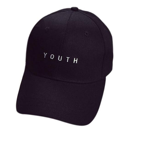 Youth Printing High Quality Baseball caps  Embroidery Cotton Adjustable Boys Girls Snapback Hip Hop Flat Hat touca menino