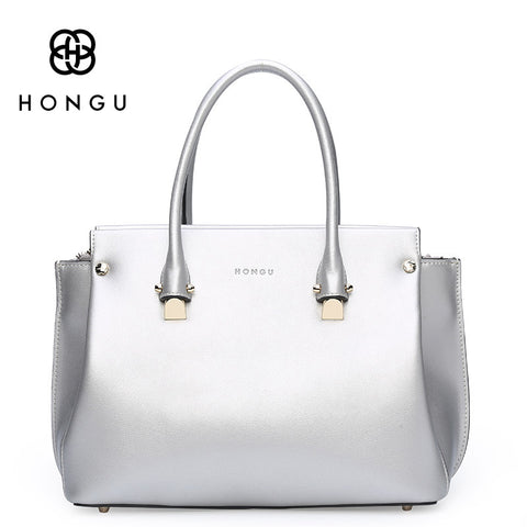 HandBags Totes Fashion Macaron Saffiano Bags Genuine Cow Leather Handbag bolsa Lady Female Handbag Zipper Hand Bag