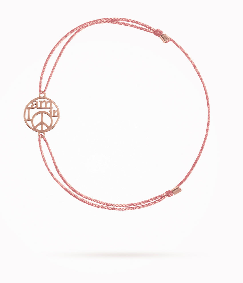 Armband MY LITTLE PEACE ROSÉ
