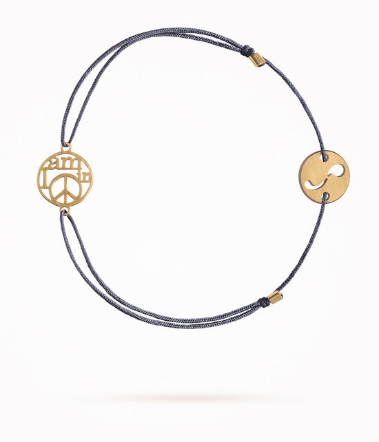 Unisex-Armband MY LITTLE HARMONIZER GOLD