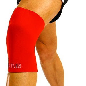 Arthritic knees can be helped with an Active650 Knee Sleeve
