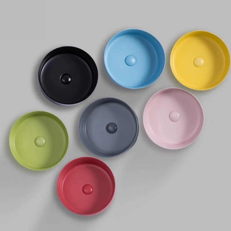PRE ORDER | GELATO BASIN SERIES | BLUE 360MM (OTHER COLOURS AVAILABLE)