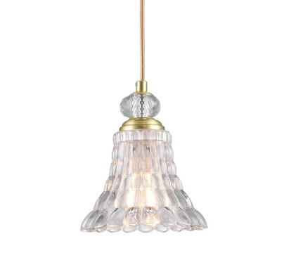 STOCK CLEARANCE | CRYSTAL PENDANT LIGHT | DAME