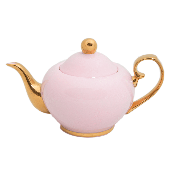 TEAPOT | BLUSH | SMALL