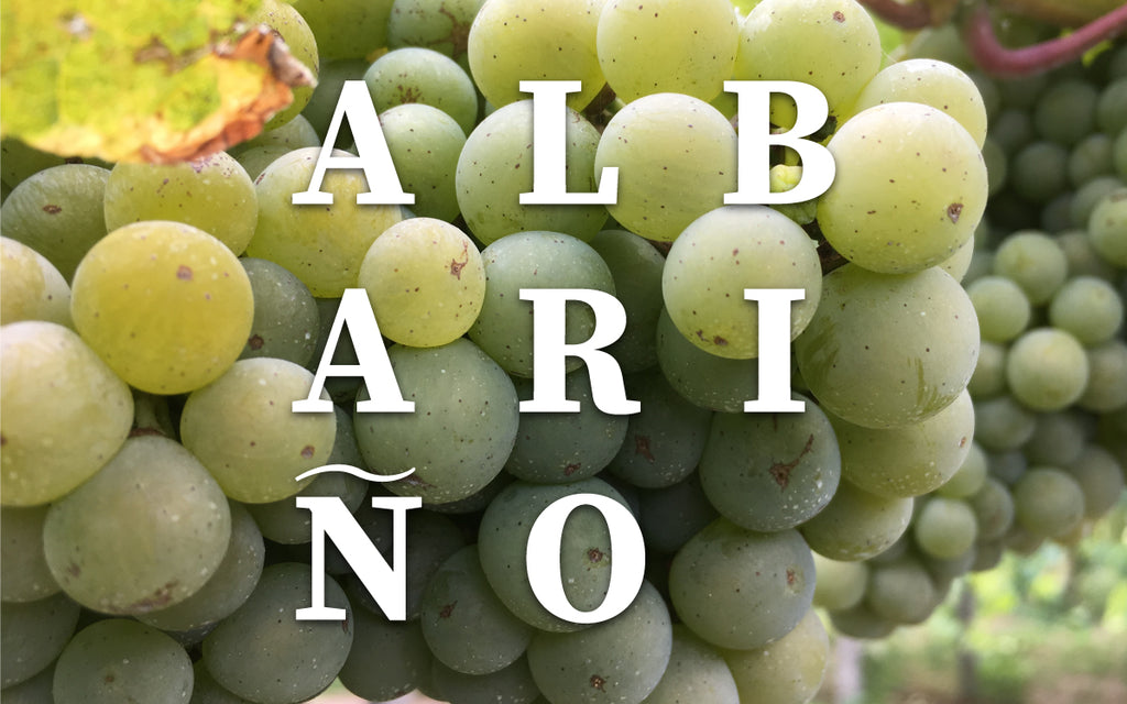 Albarino - My new found grape friend!