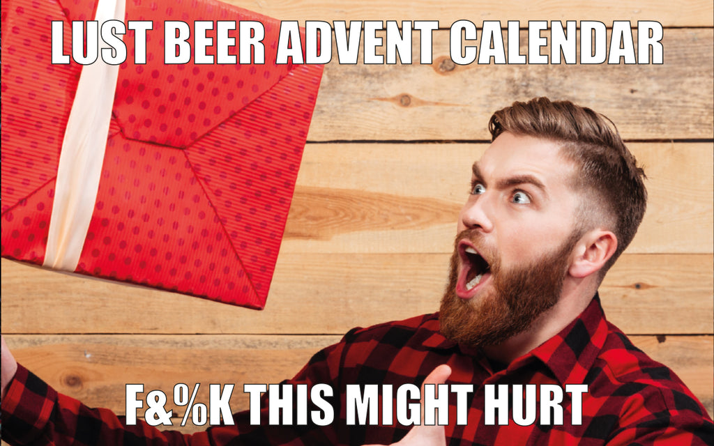 Lust Beer Advent Calendar