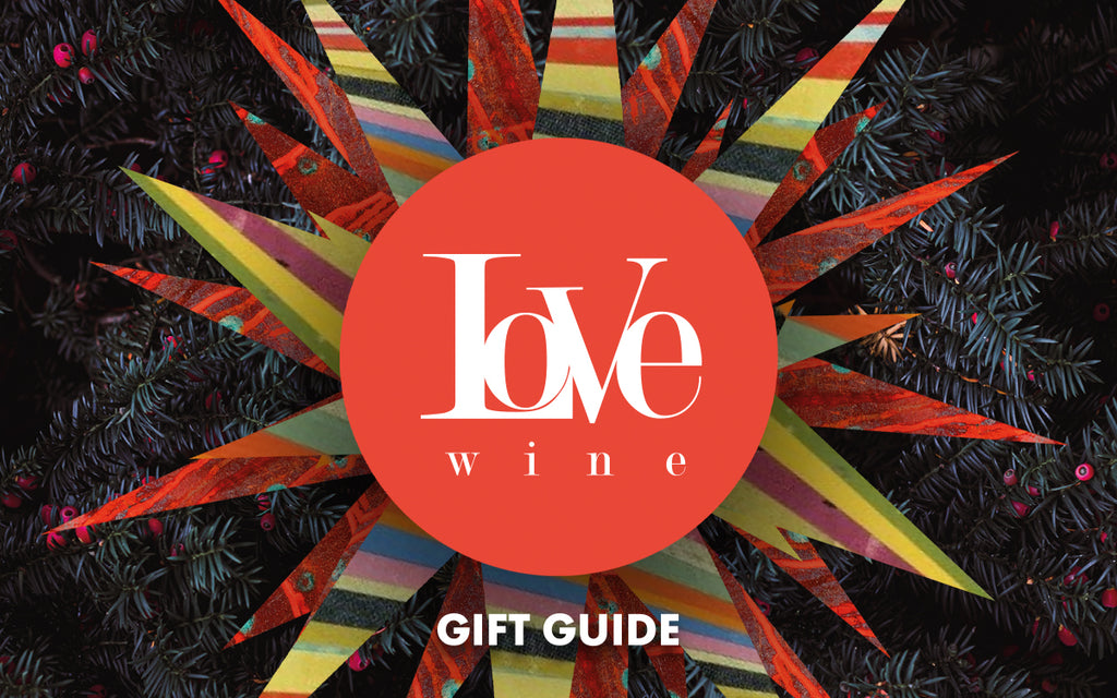 Love Wine Christmas Gift Guide 2019