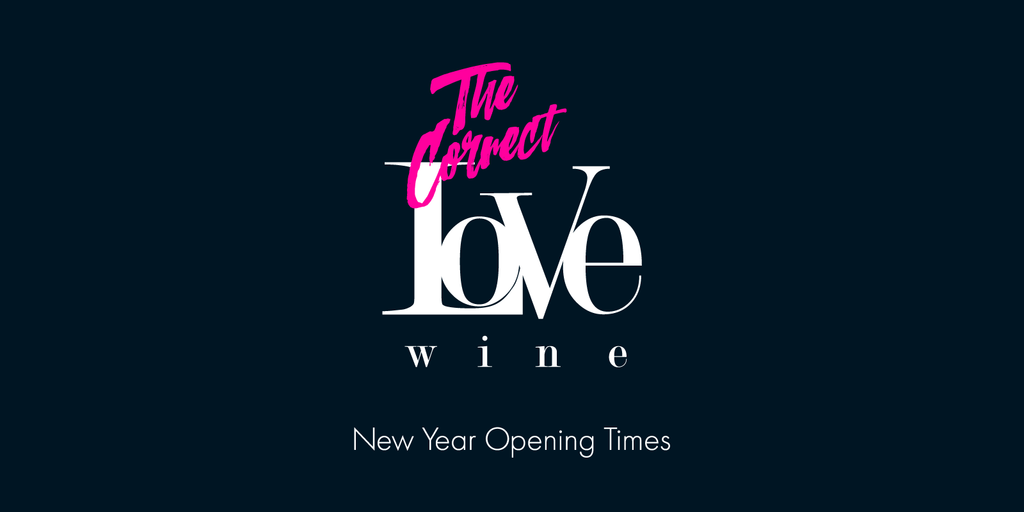 The Correct New Year Opening Times!