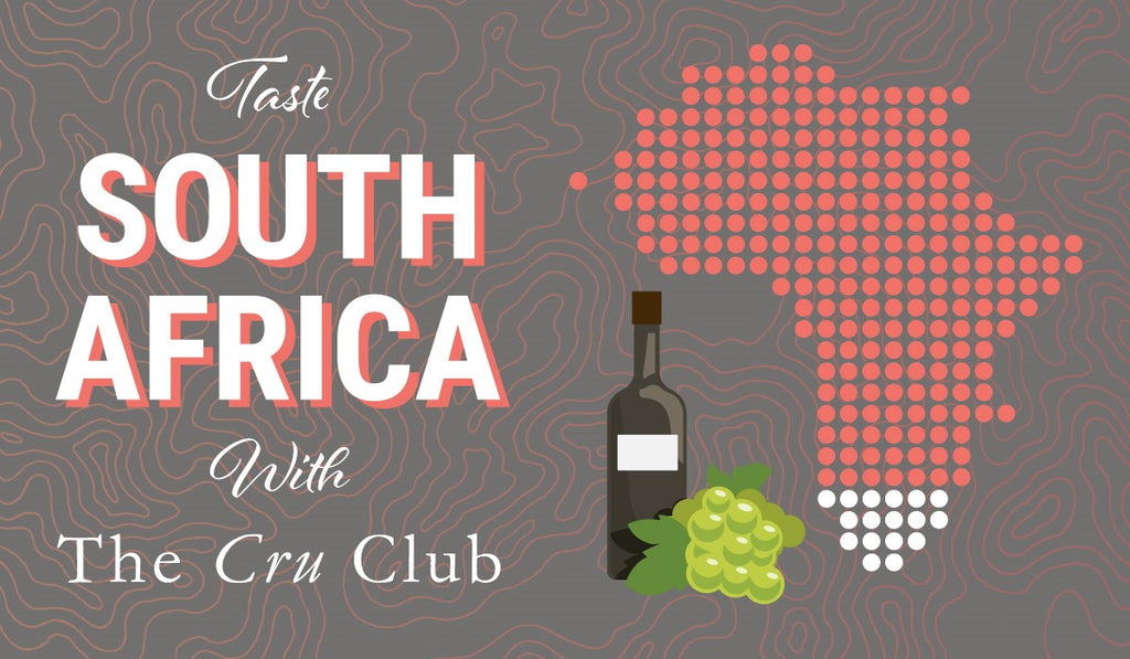 March Cru Club Tasting - South Africa
