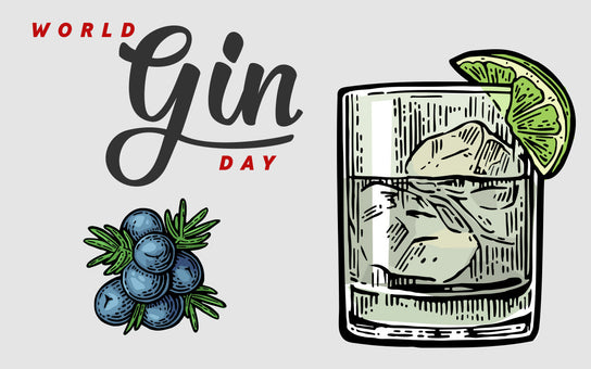 Kevin's Top 10 Gin's 2017