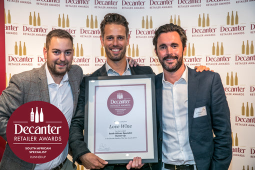Decanter Award Winners