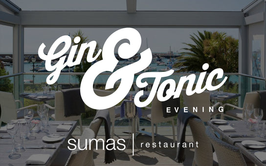 Gin & Tonic Paring At Suma's With Double Dutch - Wednesday, March 7th.