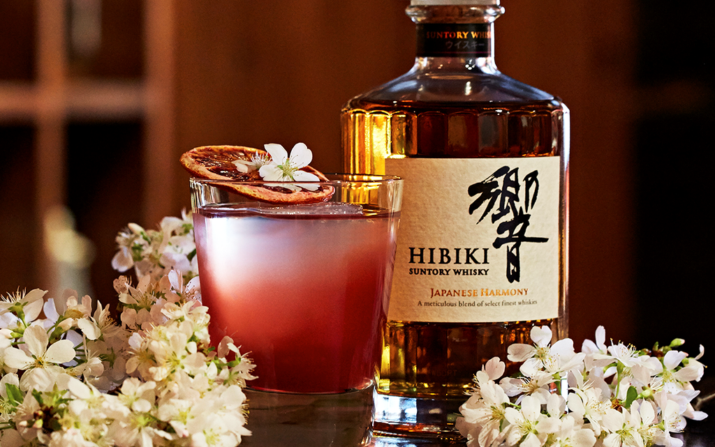 Hibiki Suntory Hits the Shelf!