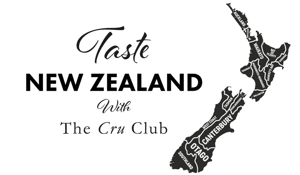 Cru Club Tasting - New Zealand