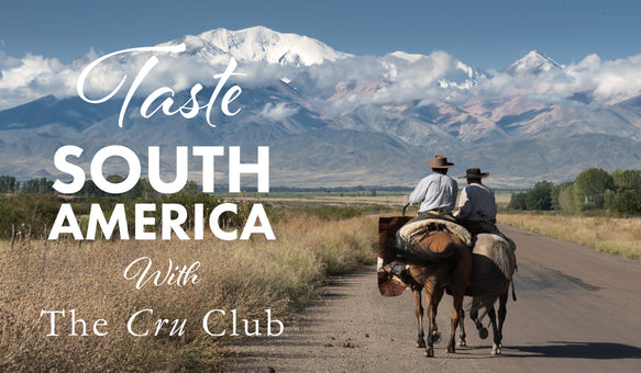Cru Club Tasting - South America