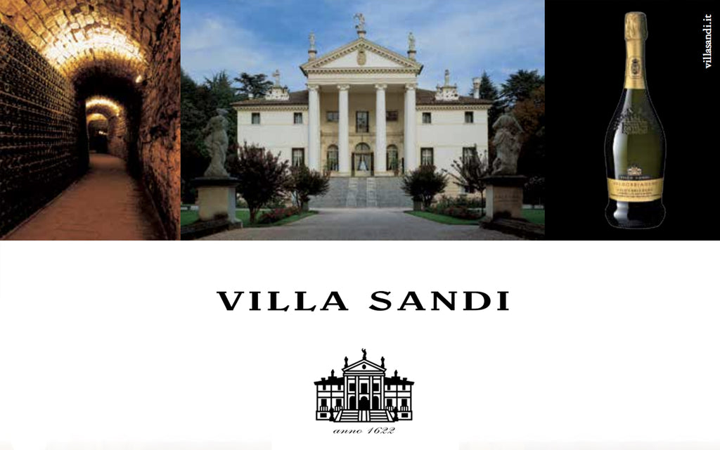 Villa Sandi tasting Instore on Saturday!