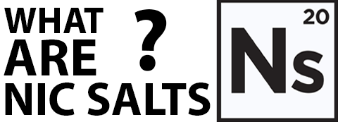 What are Nic Salts?
