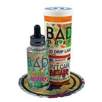 Don't Care Bear E-Liquid by Bad Drip 50ml Short Fill