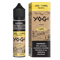 Pineapple by Yogi Farms 50ml Short Fill