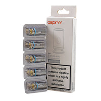 Aspire BP Replacement Coils 5pack