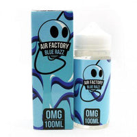 Blue Razz E-Liquid by Air Factory 100ml Short Fill - Short Fills