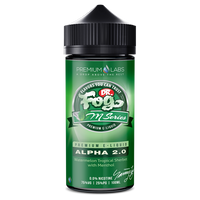 M Series - Alpha E-liquid by Dr. Fog 100ml Short Fill