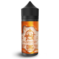 Anarchist Tobacco Caramel 0mg 100ml Short Fill E-Liquid