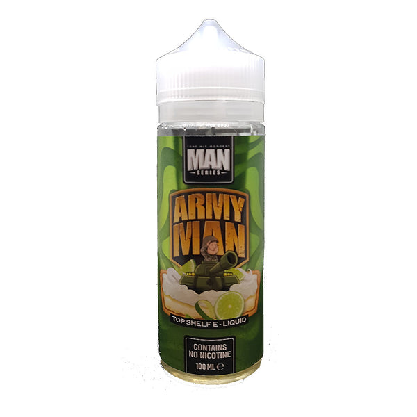 ONE HIT WONDER Army Man E-Liquid 100ml Short Fill