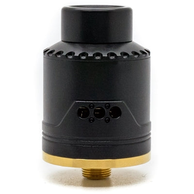 Asmodus Vapeporn Vice RDA Black - Vapor Shop Direct