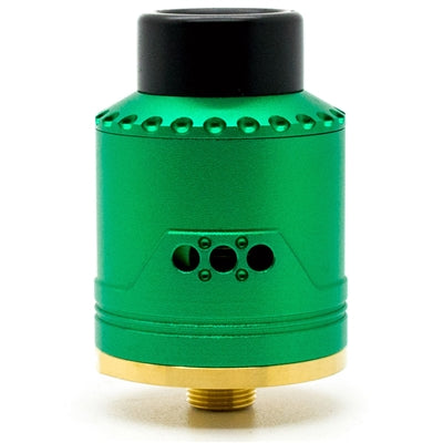 Asmodus Vapeporn Vice RDA Green - Vapor Shop Direct