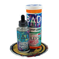 Bad Drip Labs Don't Care Bear Iced Out E-Liquid 50ml Short Fill 0mg