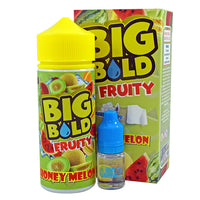 Big Bold Fruity: Honey Melon 0mg 100ml Short Fill E-Liquid
