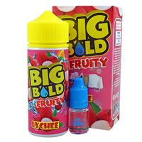 Big Bold Fruity: Lychee 0mg 100ml Short Fill E-Liquid